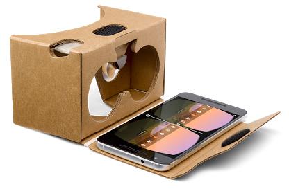 google cardboard vr test vr brillen. Black Bedroom Furniture Sets. Home Design Ideas