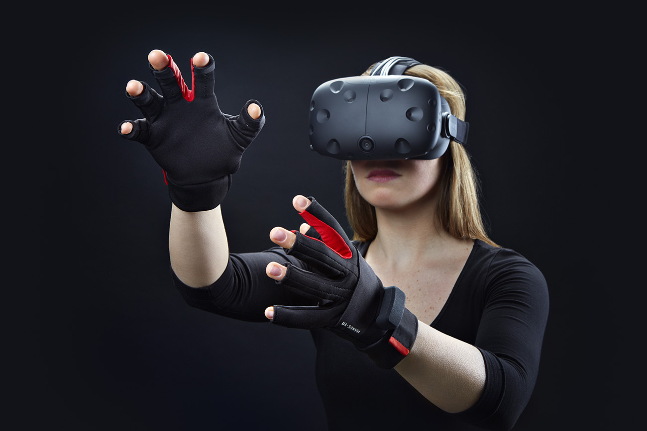 vive experience